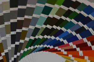 Ihre Farbauswahl ist groß!
