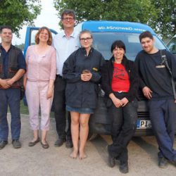 Team Schlosserei Metallbau Gawron