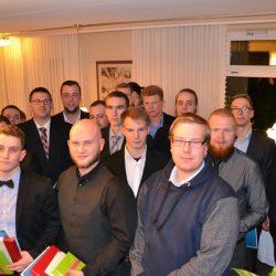Gawron Ausbildung Pinneberg Freisprechung