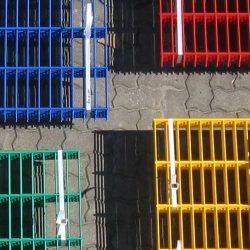 Dopelstabmatten Zaun Zaunhandel bunt Gawron
