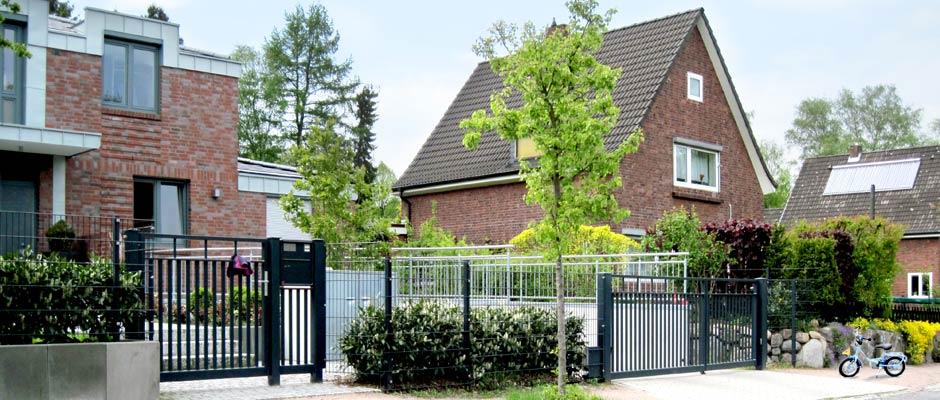 Metallbau für Haus und Garten