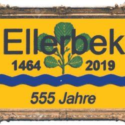 Gawron Ellerbek 555 Jahre