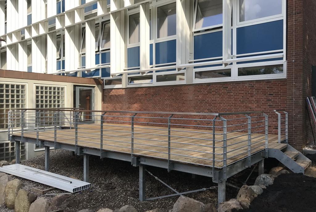 Gut bekannt Sanierung und Umbau der Fachhochschule Eckernförde - Gawron & Co. AY32