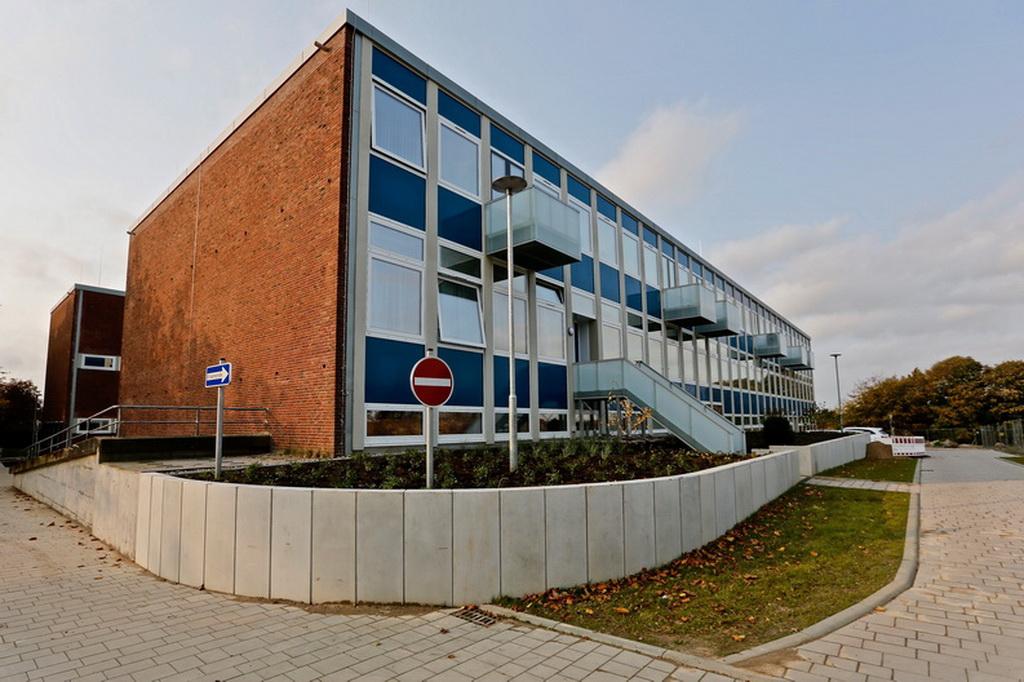 Stahlbau Sanierung  Denkmalschutz  Eckernförde Gawron