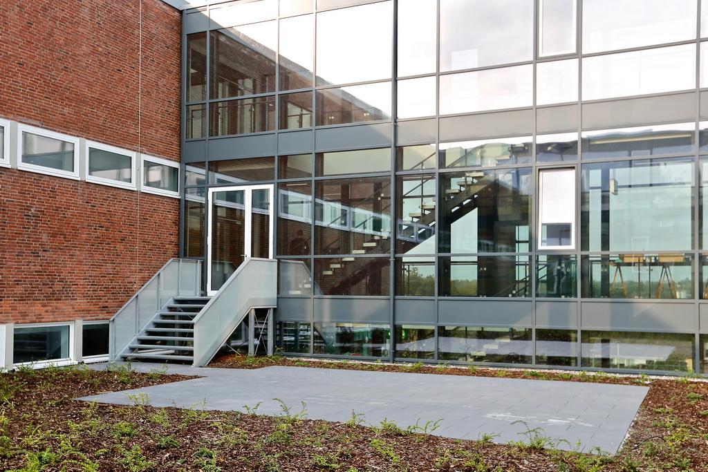 Stahlbau Treppe Stahlkonstruktion Gawron
