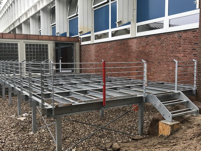 Relativ Sanierung und Umbau der Fachhochschule Eckernförde - Gawron & Co. FG22